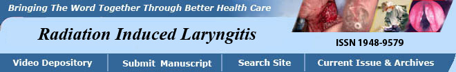 Smoking and Larynx Radiation Therapy - Laryngitis